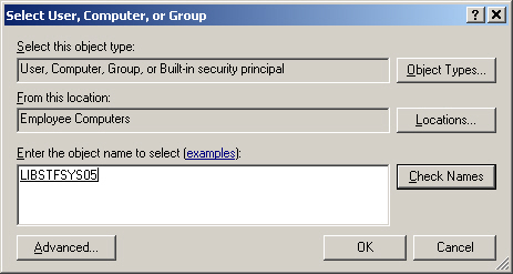 gpinstalls3 Using Group Policy to deploy software to select computers