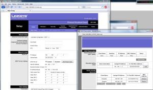 Static DHCP reservation based on MAC address