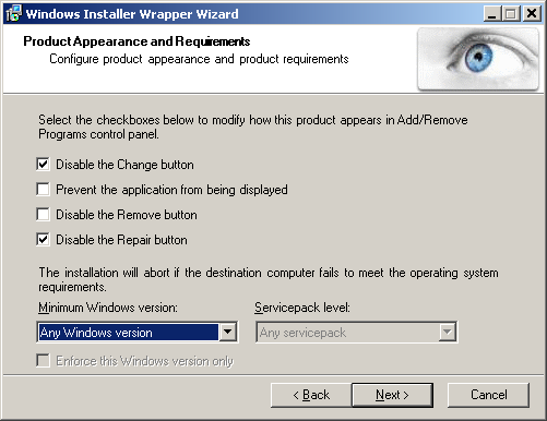 wiww4 Windows Installer Wrapper Wizard and a Better Firefox 3 Enterprise Deployment