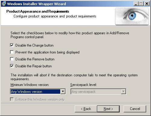 wiww4 Windows Installer Wrapper Wizard and a Better Firefox 3 Enterprise Deployment