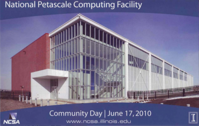 postcard Page 1 400x254 Touring Blue Waters   The National Petascale Computing Facility