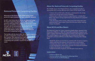 postcard Page 22 400x256 Touring Blue Waters   The National Petascale Computing Facility