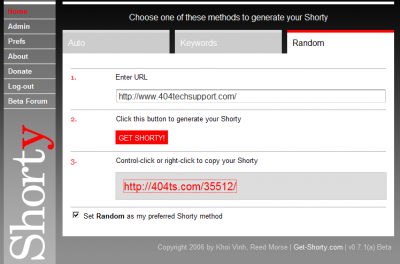 shortened 400x264 Host Your Own URL Shortener with Shorty, YOURLS, or Others