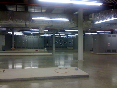 transformer room 400x300 Touring Blue Waters   The National Petascale Computing Facility