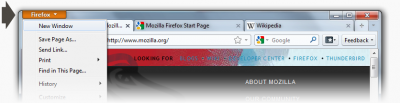 screen firefox button 400x103 Hands on With The Firefox 4 Beta 2