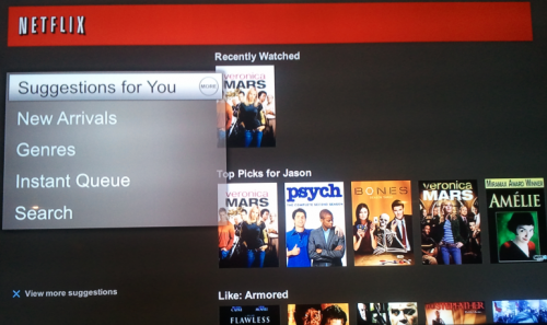 netflix ps3 7 500x297 How To Install The Disc less Netflix App on the Sony PlayStation 3