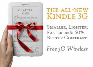 kindle 14 Awesome Gadgets For Your Christmas Wish List