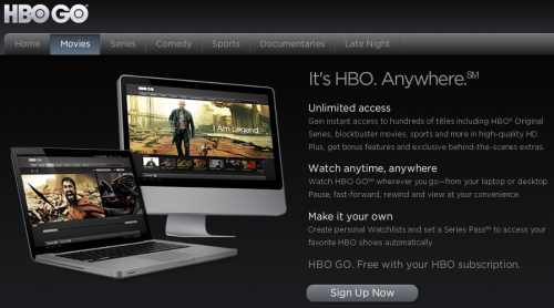hbogo def 500x278 HBO Go   Free and Legal HBO Streaming With Lots Of Fine Print