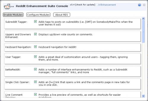 download Reddit Enhancement Suite For Firefox torrent
