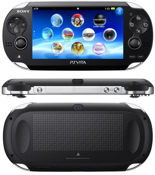 ps vita At Sonys E3 Keynote Speech, PlayStation Vita Introduced
