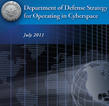 dsoc Department of Defense Launches Strategy For Operating in Cyberspace; Reveals Network Defense Pilot