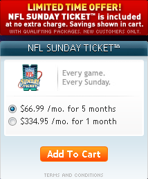 nfl pricing Are You Sony PS3 Owners Ready For Some Football? Stream NFL Sunday Ticket This Season!
