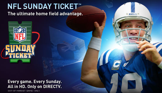nfl sunday ticket Are You Sony PS3 Owners Ready For Some Football? Stream NFL Sunday Ticket This Season!