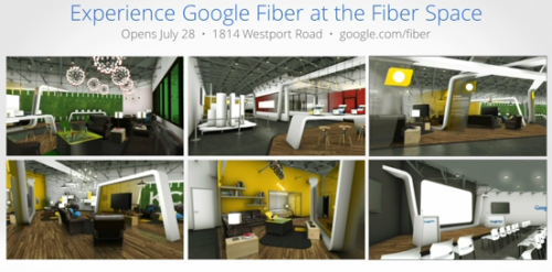 fiber space 500x247 Bandwidth flows like water in Kansas City with Google Fiber