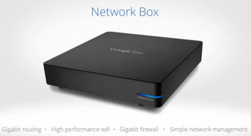 network box 500x272 Bandwidth flows like water in Kansas City with Google Fiber