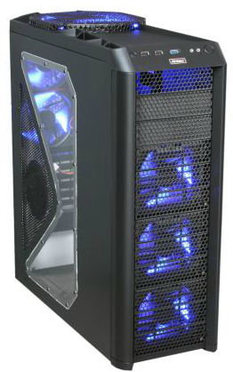 antec1200 Building a powerful gaming PC, September 2012