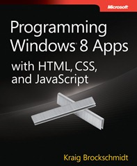 programming windows8 apps Free ebook: Programming Windows 8 Apps with HTML, CSS, and JavaScript
