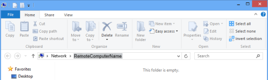 Win8 1 How to View Remote Printers in Windows 8