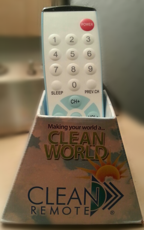 wpid clean remote What the heck is a clean remote?