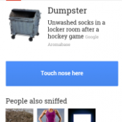google nose