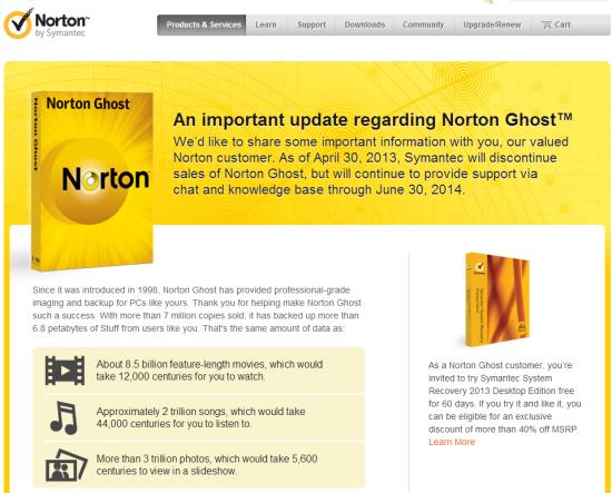norton ghost rip