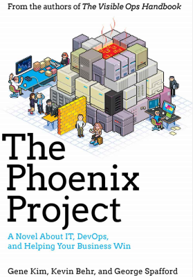 phoenix project cover