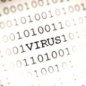 virus in code