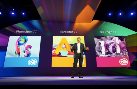 MAX2013 DayOne From Adobe MAX: say goodbye to Creative Suite, hello to Creative Cloud