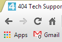 apps shortcut How to hide the Apps bookmark in Chrome