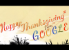 google thanksgiving