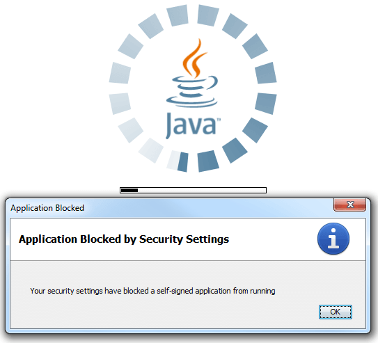 java7u51 appblocked Java 7 Application Blocked by Security Settings