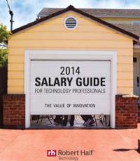 2014 salary guide